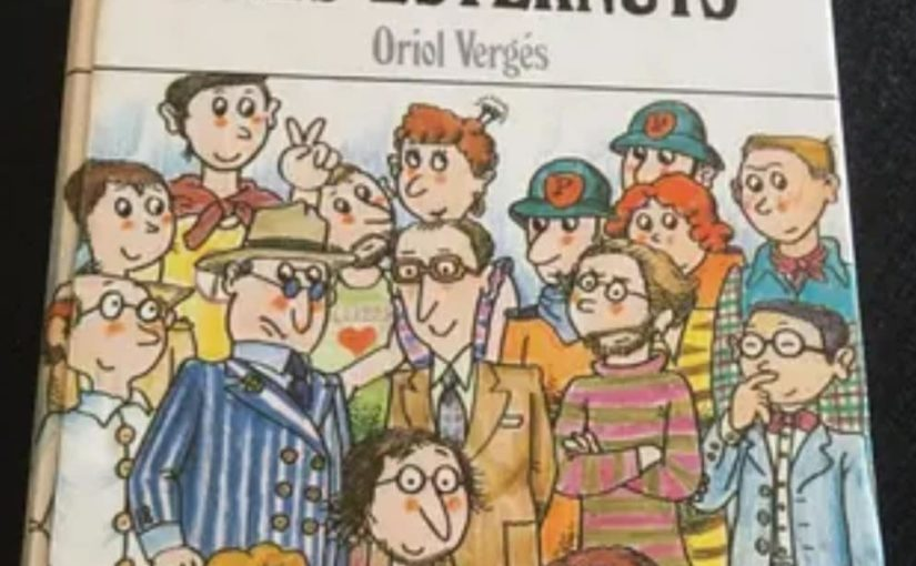 La revolta dels esternuts. Oriol Vergés.